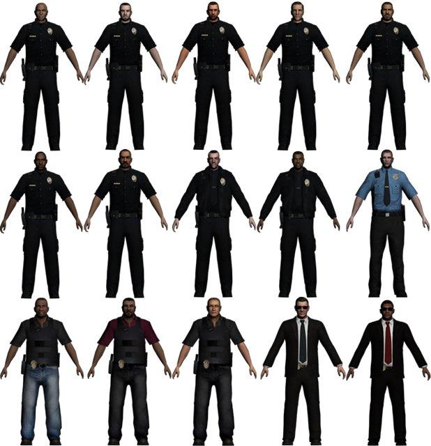 Скачать Скин Для Полиции Для Самп - фото 2