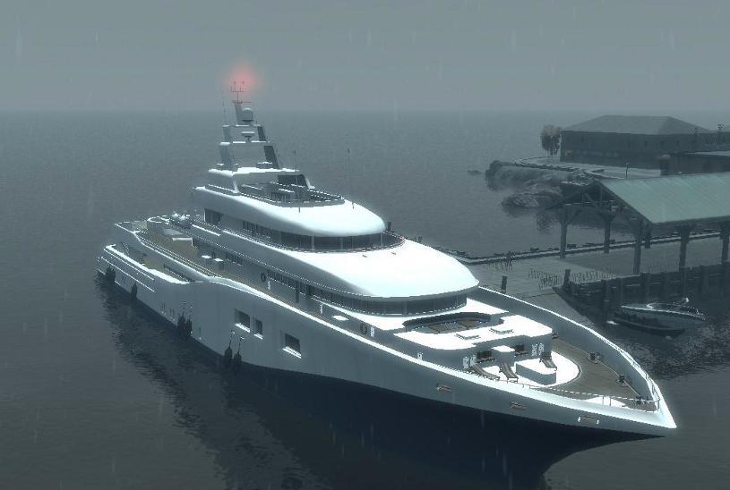 самая большая лодка в сампе